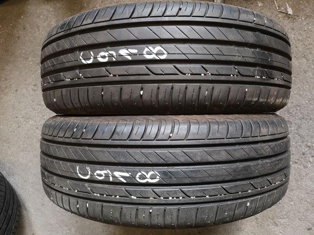 Opony letnie 195/60/16 Bridgestone 2szt 7mm 2018r jak nowe