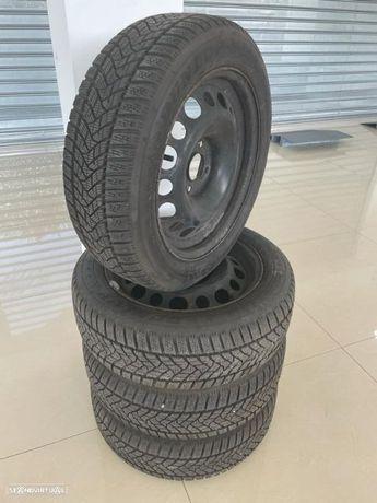 4 Pneus Dunlop 195/55/R16