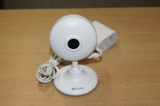 Domowa kamera IP BeeWi BC7PW 720p szeroki kąt interkom Lombard Tarnów