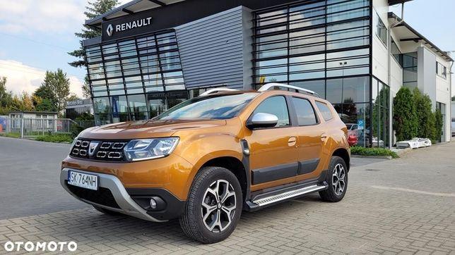 Dacia Duster PRESTIGE * Automatyczna skrzynia biegów * Salon PL * Fv23%