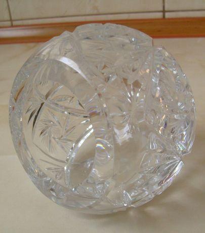 popielniczka szkło kryształ