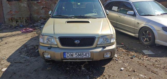 Subaru Forester Impreza WRX Legacy ej205 silnik,osprzęt, skrzynia itp.
