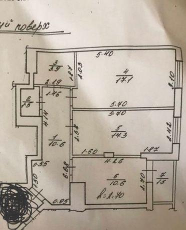 Продаж 2 кімнатноі квартири в новобудові вул, Перфецького