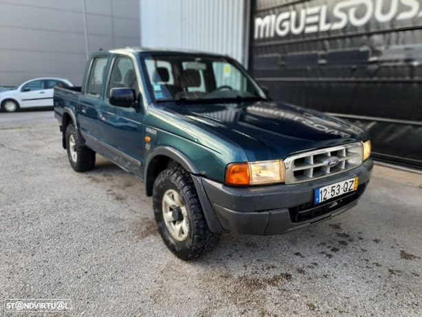 Ford RANGER 2.5TD 4X4 5LUGARES