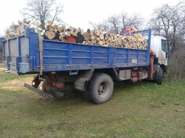 Продам дрова берёза ольха