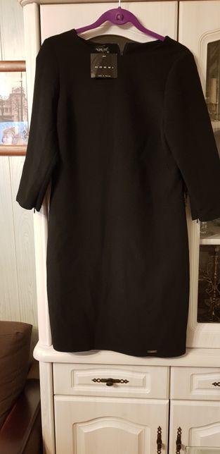 Nowa czarna sukienka