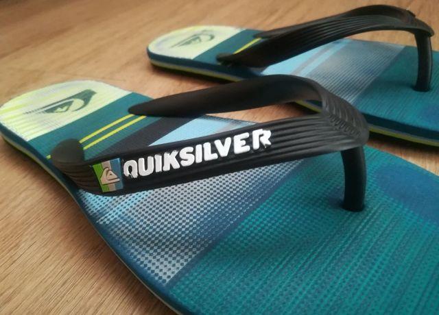 Chinelos de Homem Marca Quicksilver Tam.43