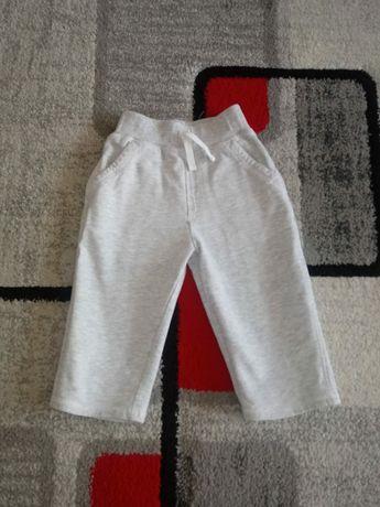 Spodnie dresowe r.80 dla chłopca f. George