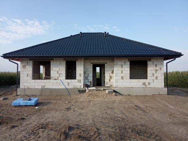 Budowa domów, garaży budynków gospodarczych