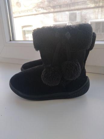 Демисезонные ботинки угги