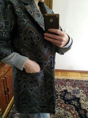 Пальто la belle vie! оригинал, с коротким рукавом