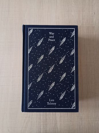 Leo Tolstoy War and Peace (Wojna i Pokój Lew Tołstoj Penguin Classics)