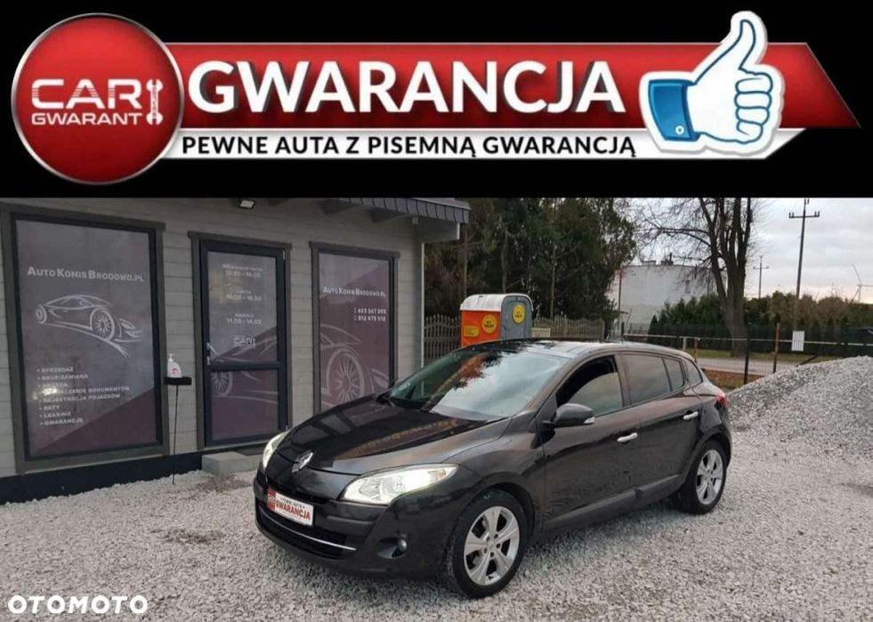 Renault Megane 1.4 Benzyna 130km, Nawigacja,Panorama Dach, Alu Червоное - изображение 1
