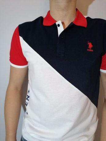 SUPER ładna koszulka polo US . POLO M L XL XXL