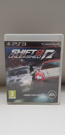Need for Speed Shift 2 Unleashed na PS3