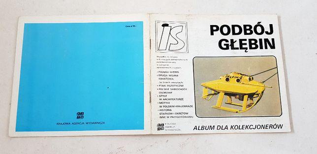 Podbój Głębin - Album dla Kolekcjonerów IS #8