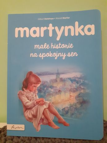 Martyna..Małe Historie na spokojny sen.. Nowa