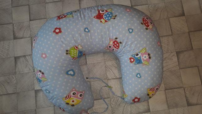 Подушка для кормления малыша и для беременных
