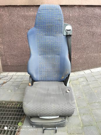 Siedzenie fotel kierowcy Man TGA