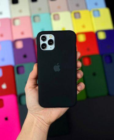 Силиконовый чехол на айфон Iphone 6 12 11 PLUS 7 8 Xs 5 XR MAX pro SE