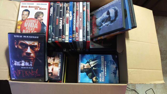 Colecção de DVDs