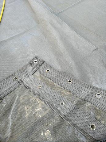 Lona acrílica para toldo, cobertura 20m x3m