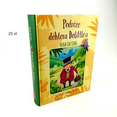 Podróże Doktora Dolittle - książka