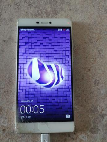 Huawei P8 uszkodzony wyświetlacz