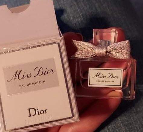 Miss Dior edp. miniaturka