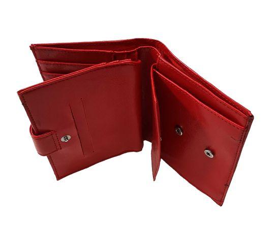 Portfel czerwony Raffaello