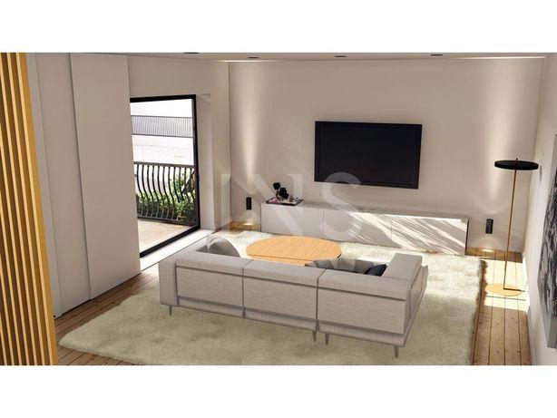Apartamento T1 Loft para venda no condomínio privado Páte...