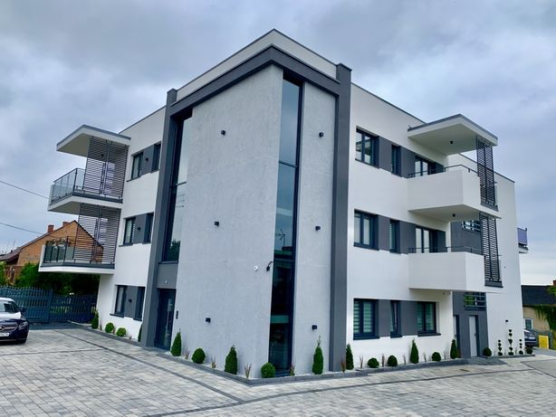Nowy apartament 43m2, 2 pokoje, urządzone, bezczynszowe