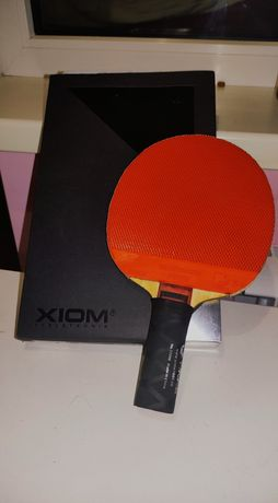 Ракетка для настільного тенісу професійна: xiom, dhs, dr Neubauer.