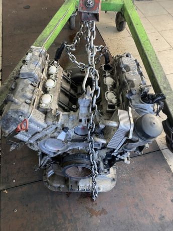 Mercedes 3.7 ml 350 Om 112.970 w 163 211 220 мотор двигун двигатель