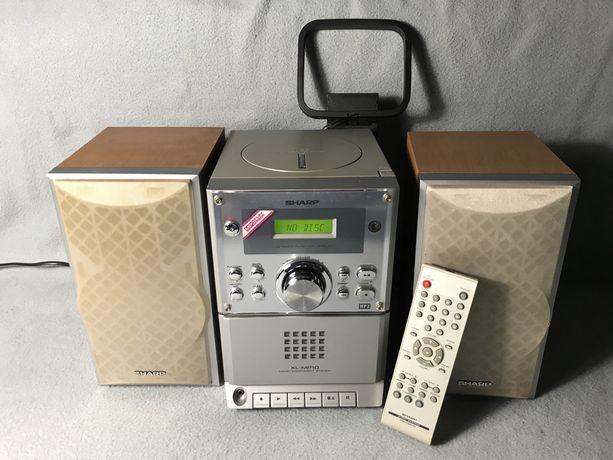 Sharp XL-MP10 radio cd kaseta