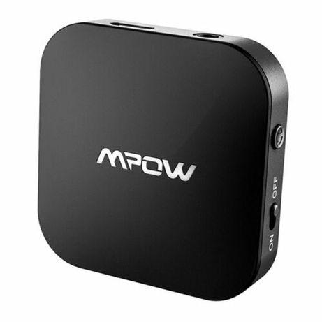 MPOW Bluetooth 5.0 3.5mm - Audio Adapter (ANTES 45€, AGORA 15€)