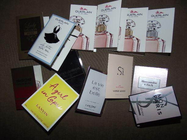 Пробники парфюмы оригинал