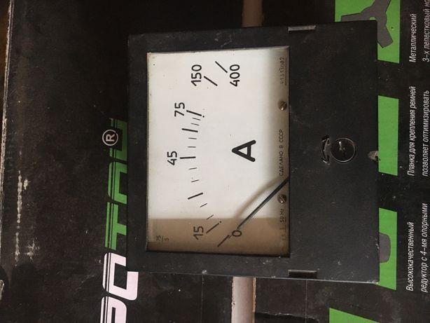 Амперметр 0-400а