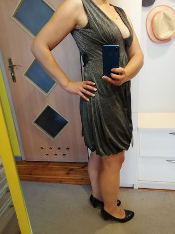 Sukienka ciążowa r42