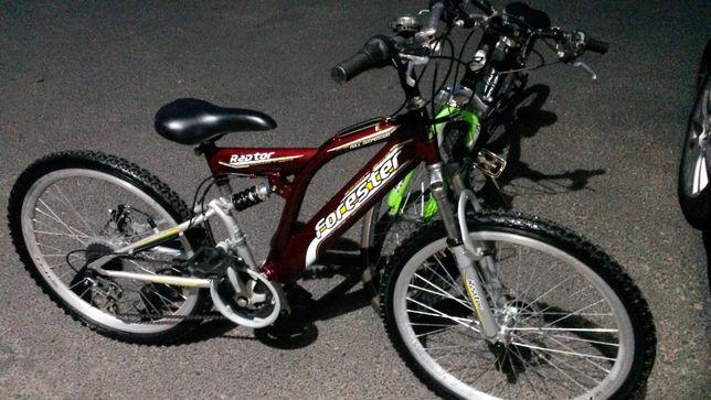 rower 24 cale możliwa wysyłka 25 zł