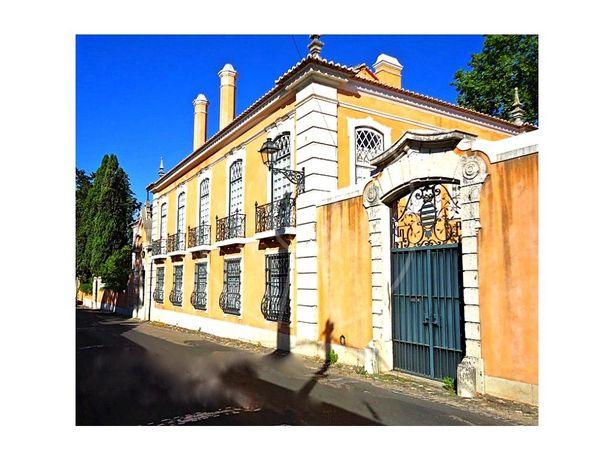Palácio na Quinta de São Sebastião, ao Lumiar