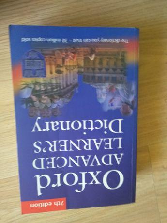 60Oxford advanced learner's Dictionary słownik języka angielskiego