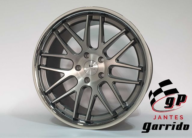 P207 - Jantes 20 5x112 Aversus Lara, para Audi, Mercedes, VW, etc.