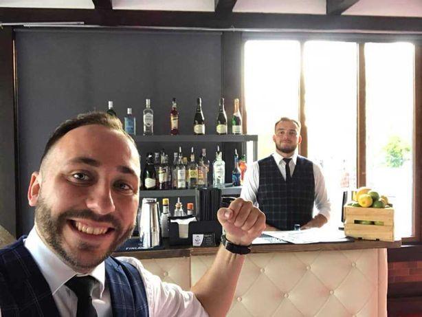 Mobilny Bar, Barman na Wesele,  Mobilni Barmani- Guzewicz Bar!