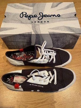 Nowe Trampki Pepe Jeans 44