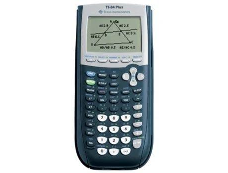 Calculadora Texas TI 84-Plus
