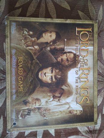 Настільна гра Lord of the Rings (Володар перснів, Властелин колец)