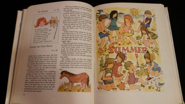 """Książka z 1963 r. - """"366 Goodnight Stories"""" dla dzieci"""
