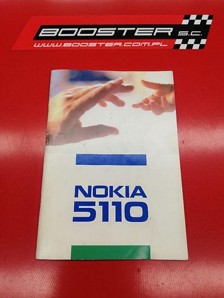 Instrukcja obsługi Nokia 5110