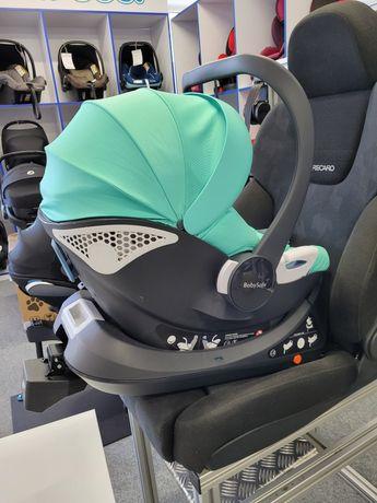 Baby Safe York + Baza - zestaw fotelik samochodowy W&F OUTLET